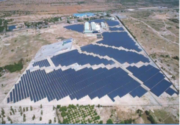 BIM 1 Solar Power Plant